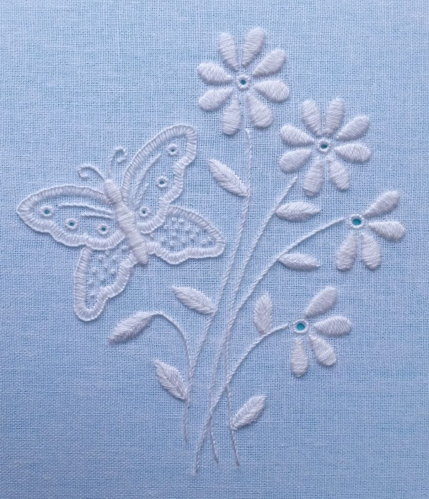 our whitework courses are for students of any level
