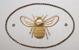 goldwork courses at the Royal school of needlework